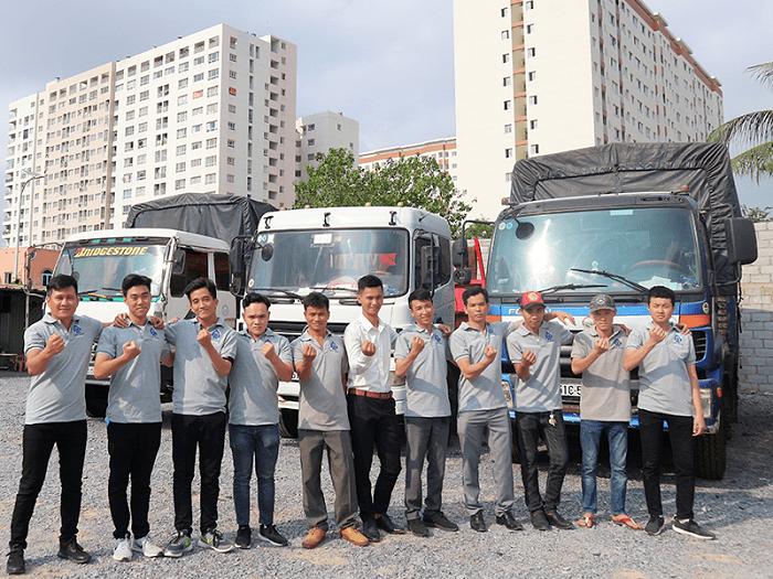Công ty TNHH Vận Tải Liên Thảo – Bình Tân